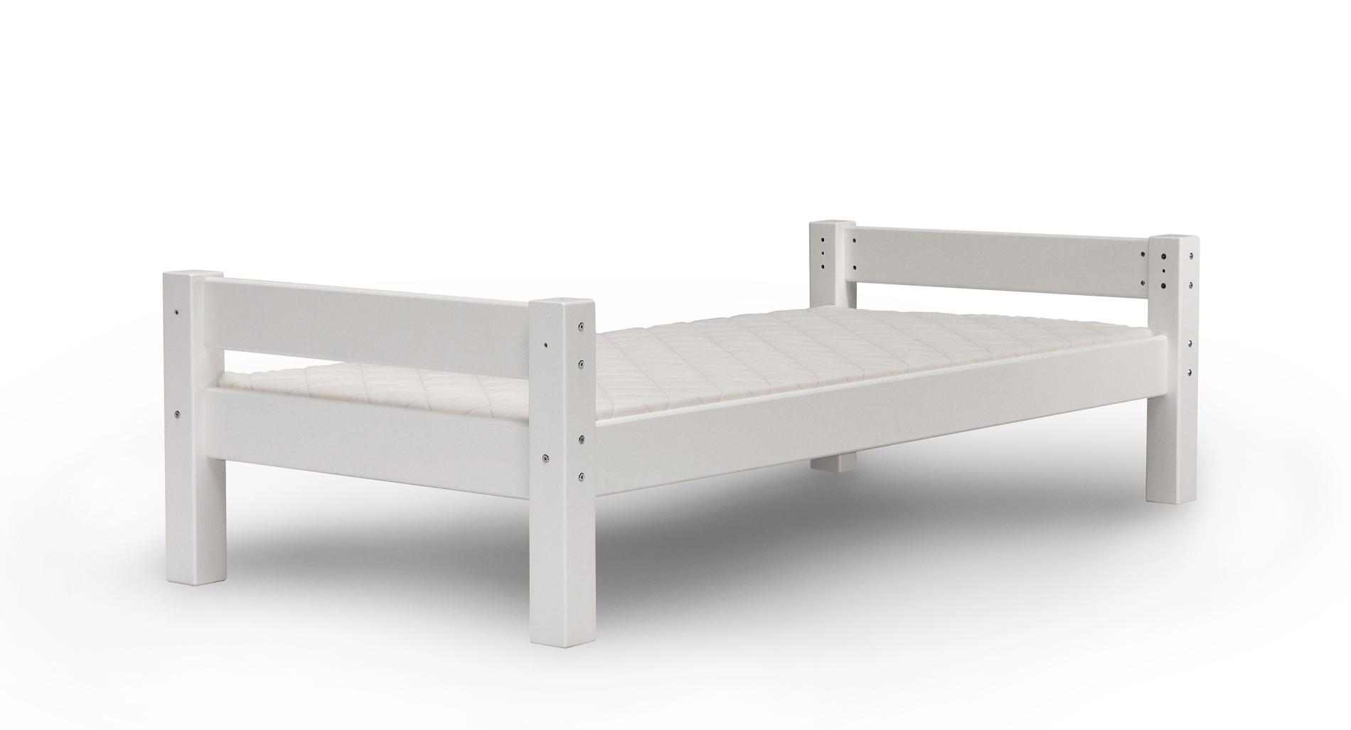 Cama 90 x 200 lino camas y literas - Cama de 90 con cajones ...