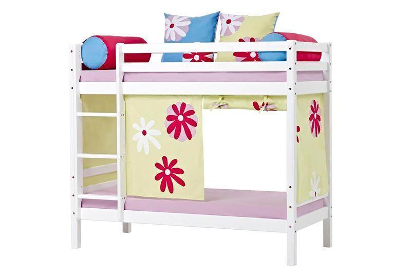 Cortinas 70 x 160 mariposas camas y literas - Hacer cortinas infantiles ...