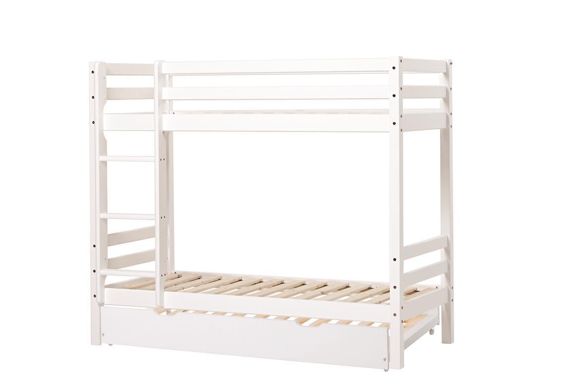 Litera azhar con cama supletoria camas y literas for Cama supletoria
