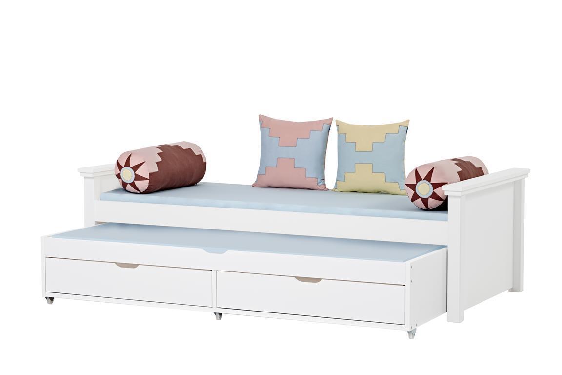 Maya deluxe a3 1 con cama nido y cajones camas y literas - Cama nido 3 camas ...