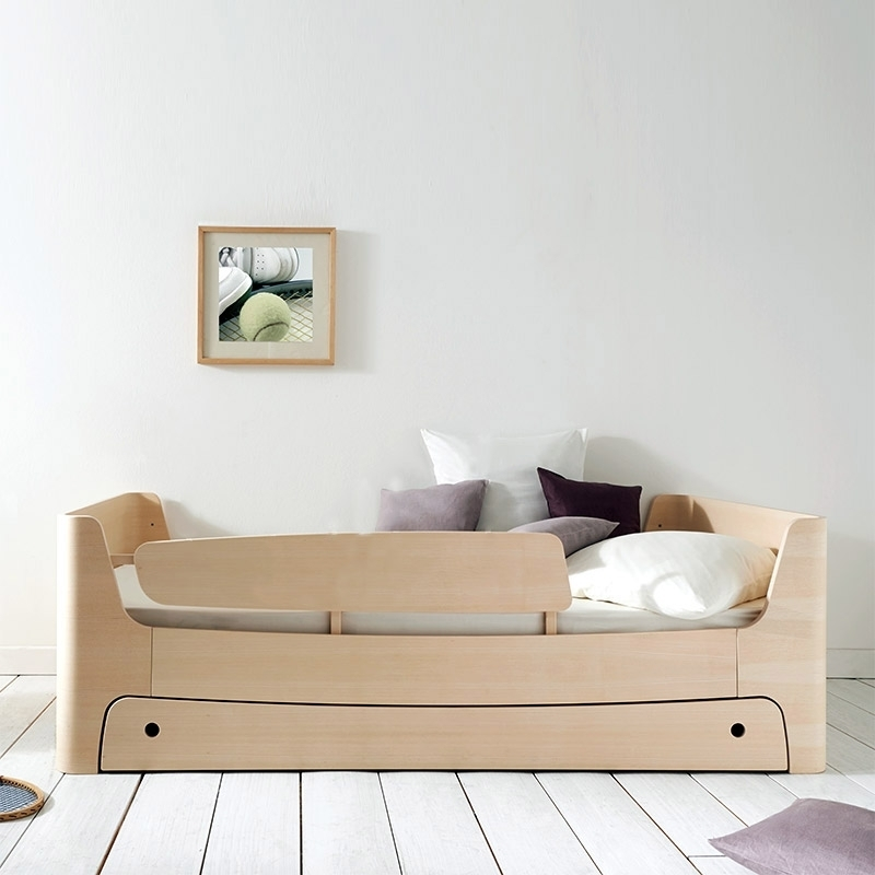 Cama individual 90 x 190 con caj n camas y literas for Cama 0 90 x 1 90