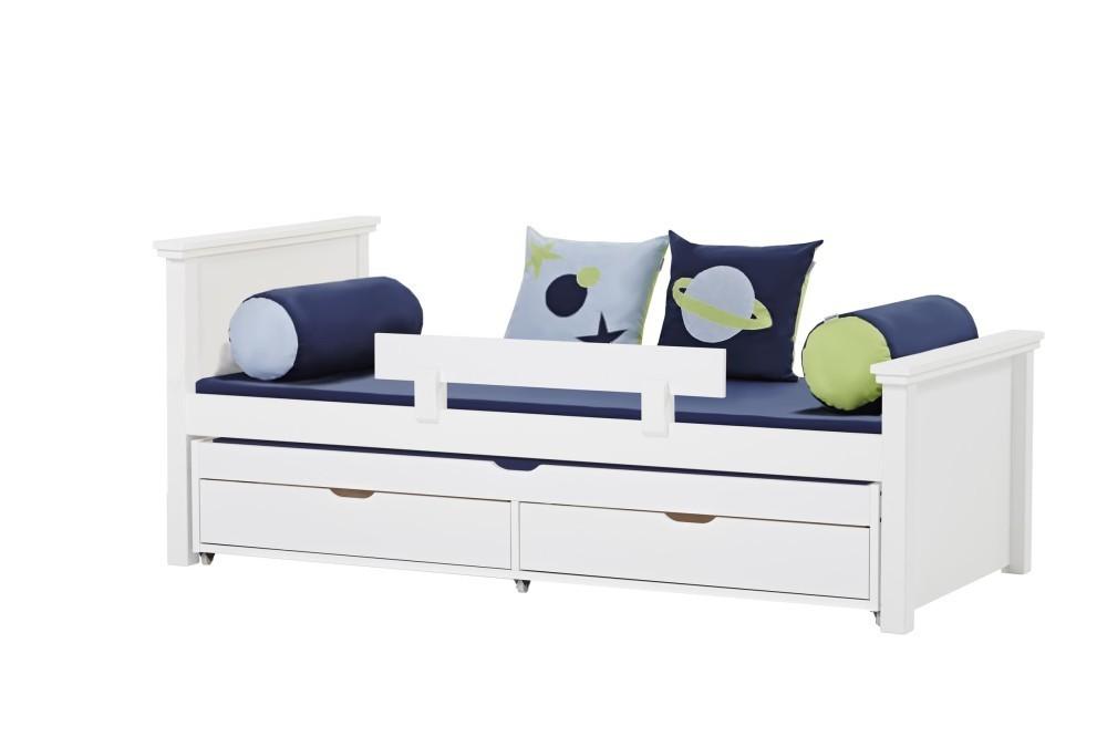 Maya deluxe a3 1 con cama nido y cajones camas y literas for Cama nido dos camas